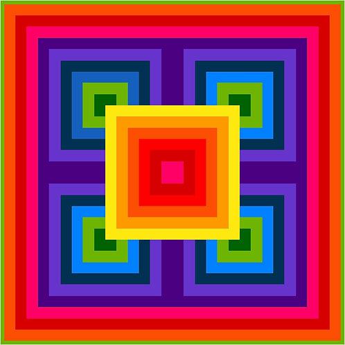 Free Your Mind Rainbow ***