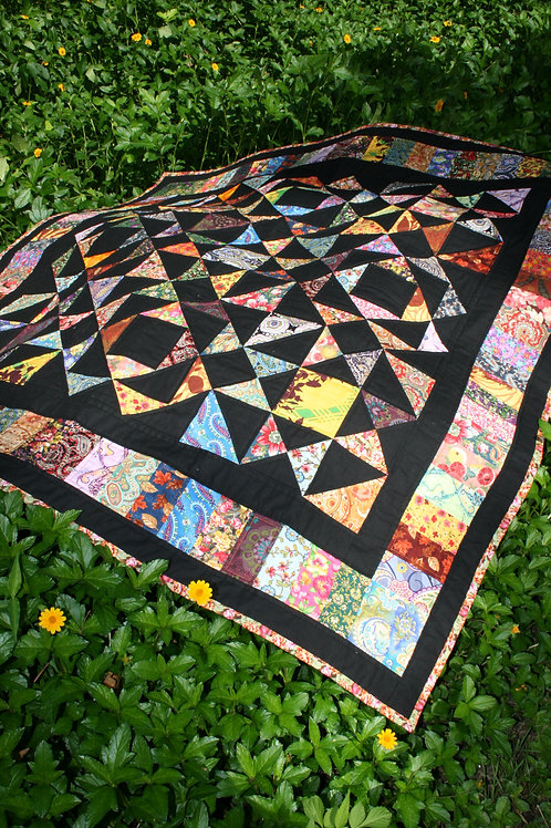 Jewel In The Crown Quilt