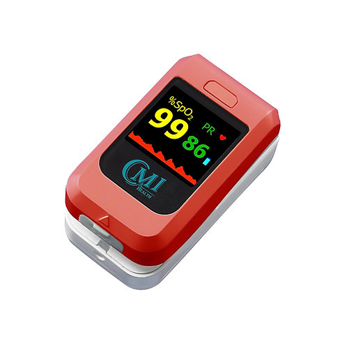 Bluetooth Finger Pulse Oximeter-pc-60nw