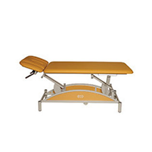 BTL-1300  4-SECTION THERAPY COUCH SPLIT HEAD SECTION