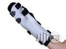 Thermoplastic Thumb And Wrist Splint