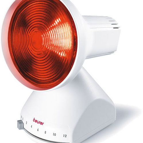 Beurer  infrared lamp with timer