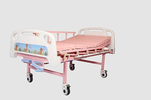EL-MANAR  TWO FUNCTION MANUAL CHILD BED