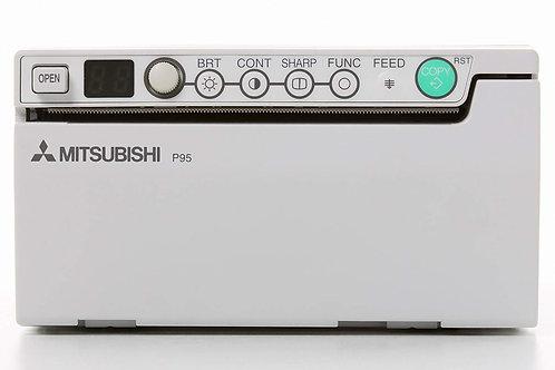 Mitsubishi P95DW Compact Digital  Printer