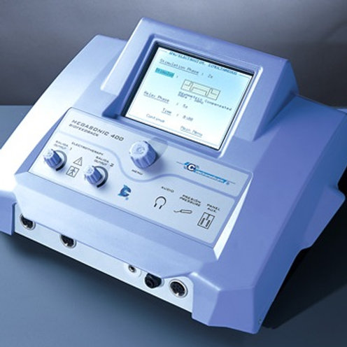 Biofeedback machine Megasonic 400 (Carin)