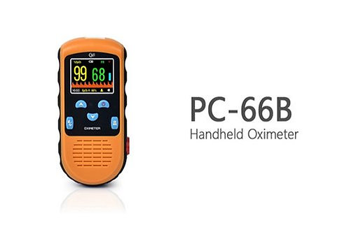 Creative Hand Held Pulse Oximeter