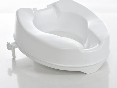 Raised Toilet Seat Without Cover 1530BN
