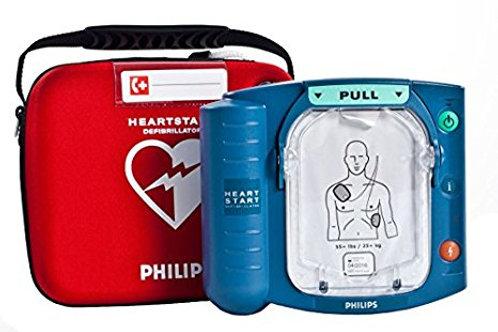 Philip AED Heart Start Defibrillator