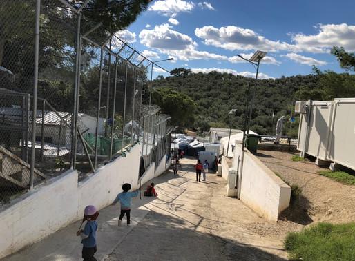 Lesbos: Eine Insel, die auch Hölle genannt wird