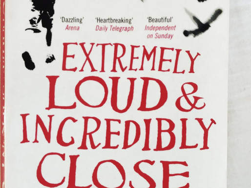 Büchertipp 2: Extremely Loud & Incredibly Close/ Extrem laut & unglaublich nah