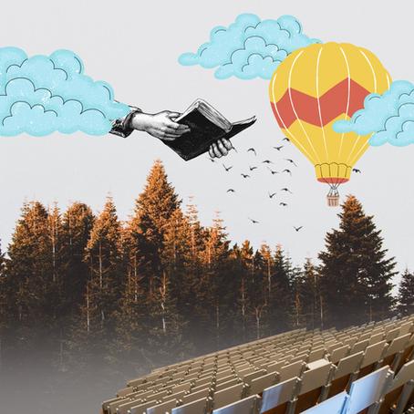 Sehnsuchtsort Hörsaal — Eine Kurzgeschichte