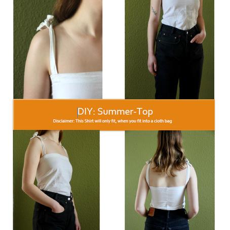 DIY Sommer-Top