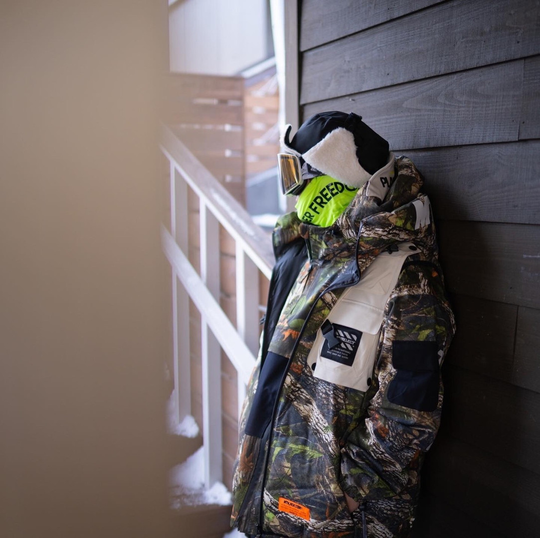 DOWNVEST JACKET STRONG