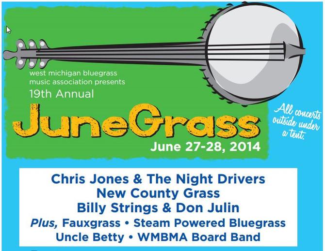 Bluegrass in Lowell <JuneGrass>