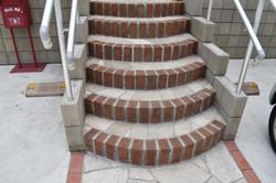 階段アプローチ