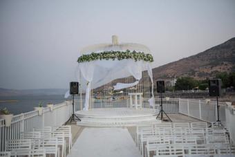 אירועים בטבריה זה חופה על המים