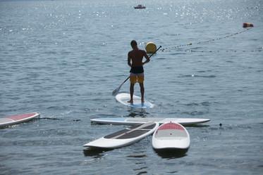 ספורט ימי בכנרת