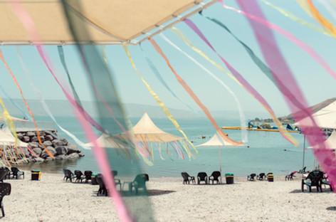 חוף רחצה בטבריה
