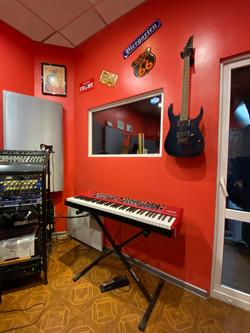 Интерьер студии звукозаписи SFM-Studio 5