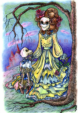 Basil and Rosalinda