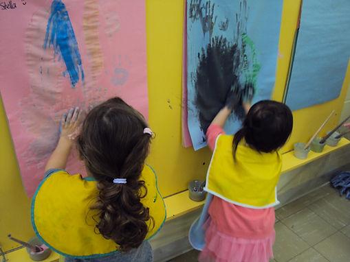Painting n Preschool