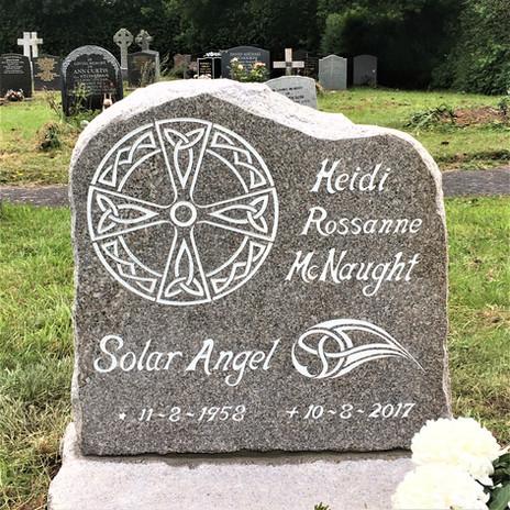 Heidi Memorial Stone
