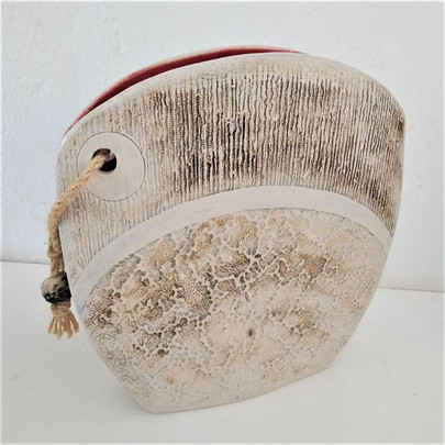 Red-lined Vessel