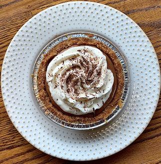 Chocolate Ceme Pie