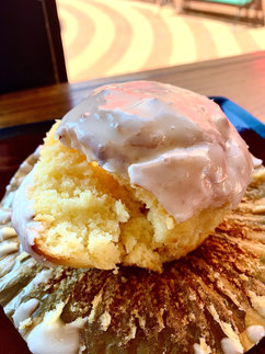 Lemon Muffin with Glaze
