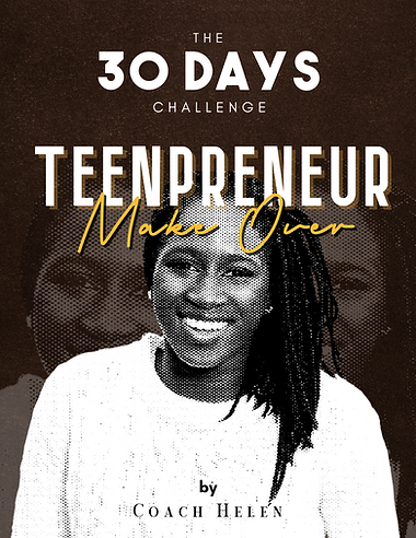 Copy of 30 day Challenge Teenpreneur Mak