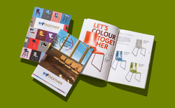 SitTogether Italy Rebranding Campaign.