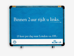 KLM. Outdoor. DM. Radio. SP.