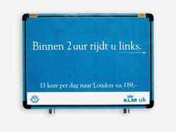 KLM. Outdoor. DM. Radio. SP.