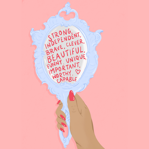 Positivity Mirror