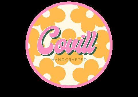Covill Handcrafted Logo Design
