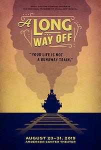 A Long Way Off - Poster design 2019 - sm