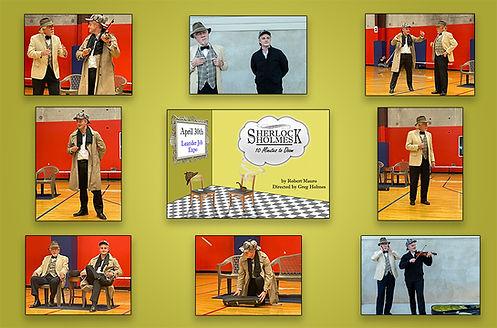Sherlock Holmes - 10 Minutes To Doom - T