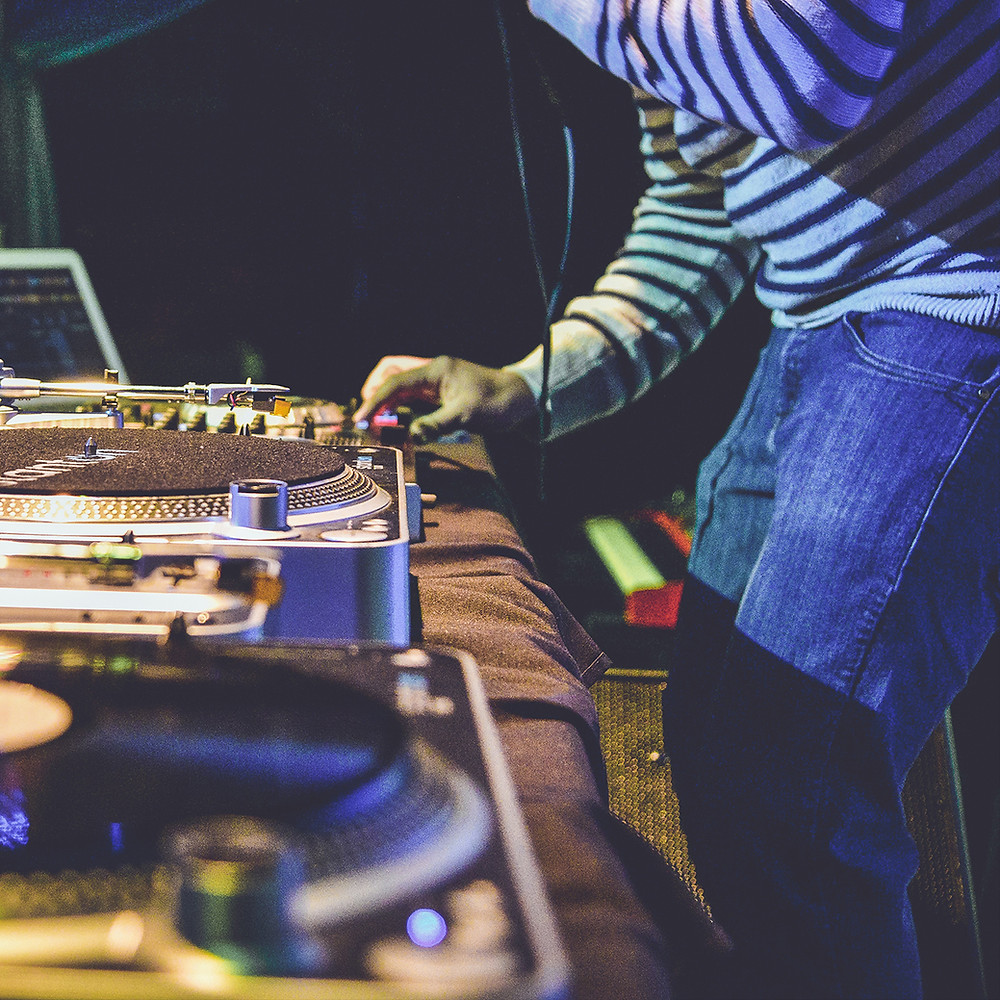 DJ at Party A DJ Connection Christmas Party DJ Christmas Company Party 2018