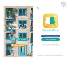 Room 2 Grow - Mobile App
