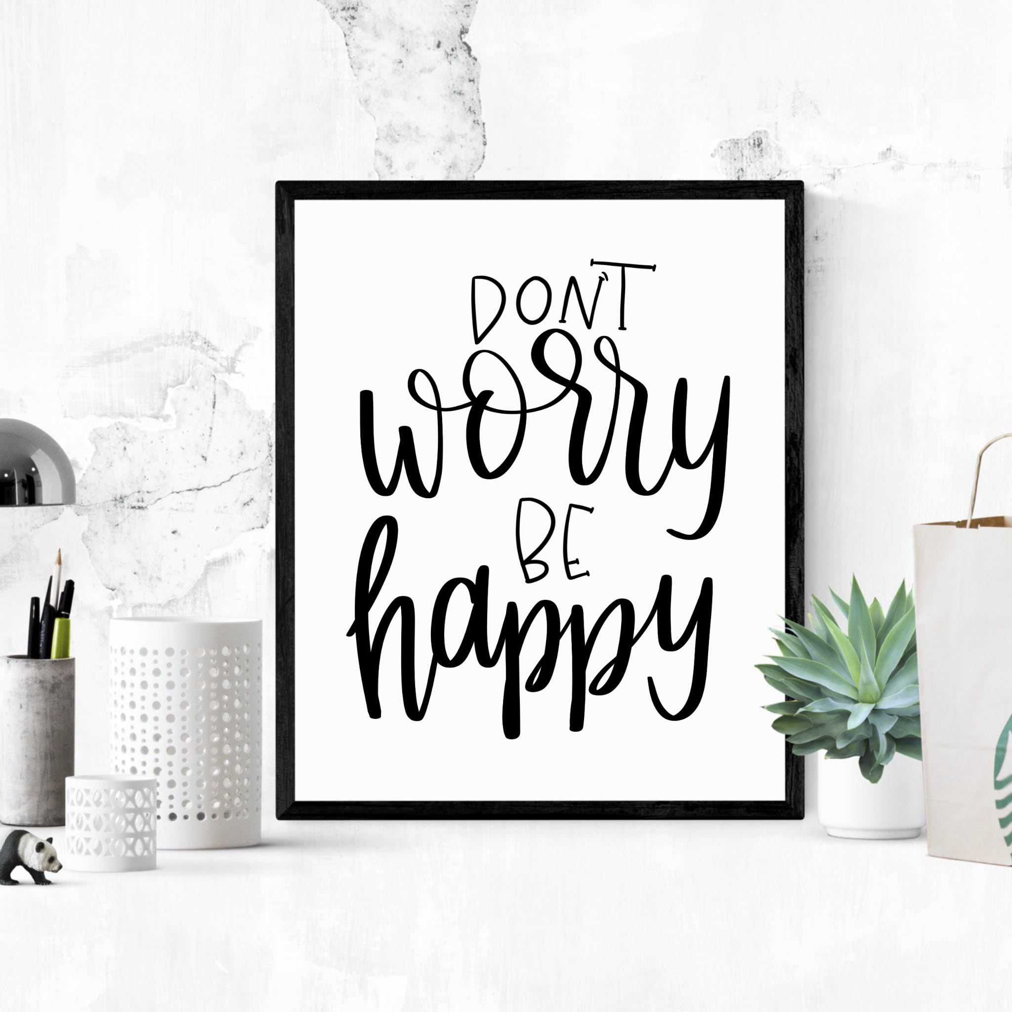 Dont Worry Be Happy Femmyfaction