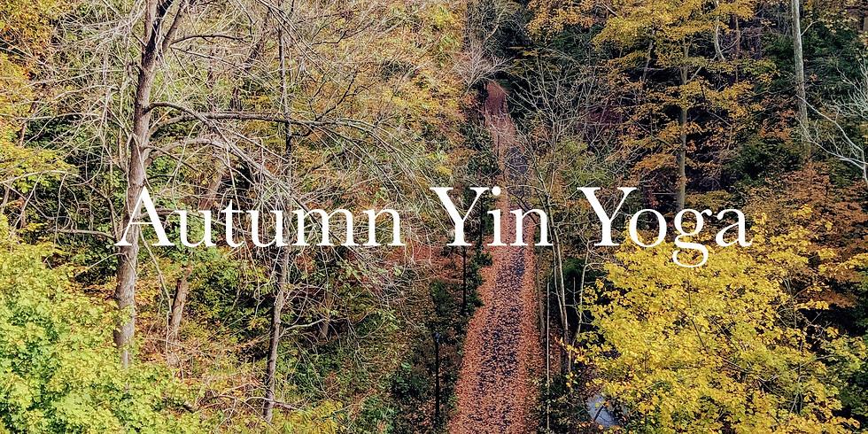 Autumn Yin Yoga