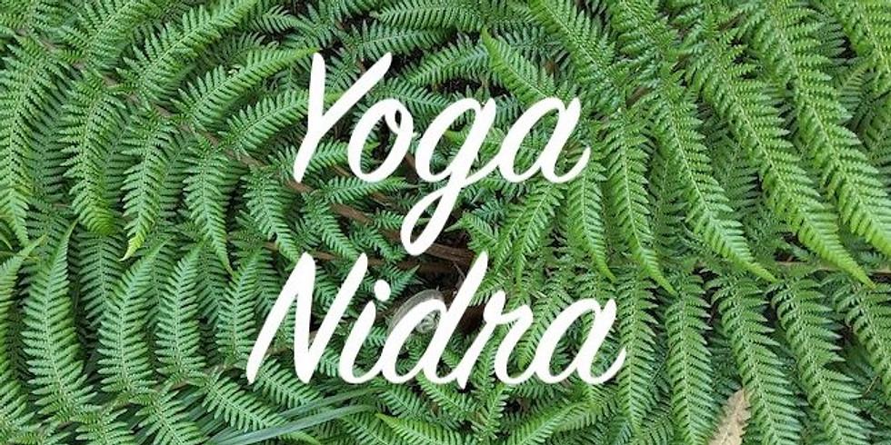 Yoga Nidra @ SF Theosophical Society