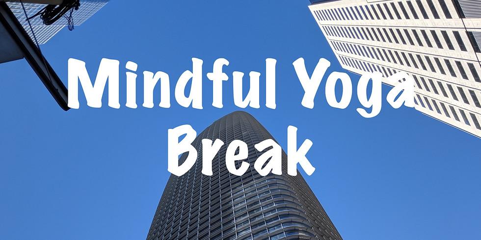 Mindful Yoga Break (Wed/Zoom)