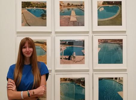 Cristina Ricci recommends art activities during quarantine