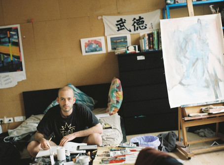 Artist Spotlight / Arnau Casas