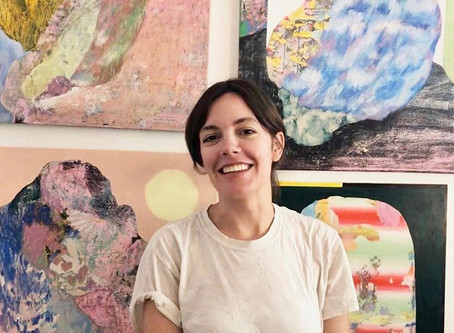 Artist Spotlight / Erin Eastabrooks
