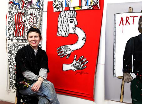 Artist Spotlight / Sandra Wallin