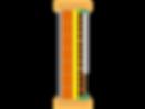ensayo acustico ladrillo perforado de 10 tabique de 32 61 dba