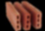 ladrillo rasilla de 25 huequería