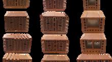 Nuevas piezas especiales de bloque termocerámico